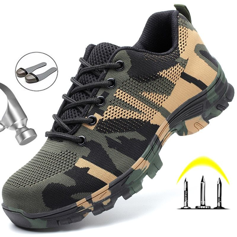 Safety boot Safety Shoes Men Boots