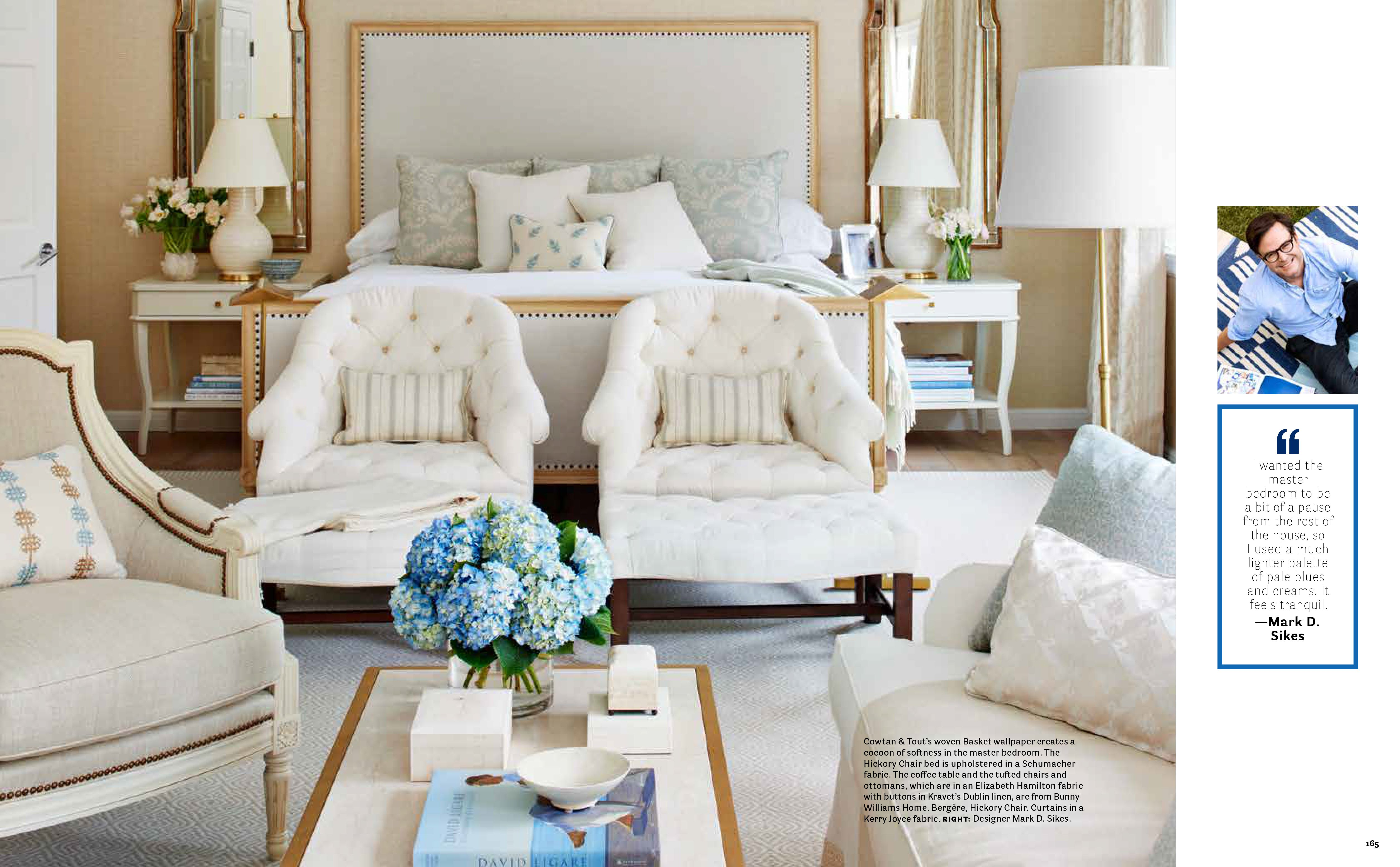 House Beautiful Mark D Sikes Dreamy Bedroom Inspiration Gorgeous Bedrooms Dreamy Bedrooms