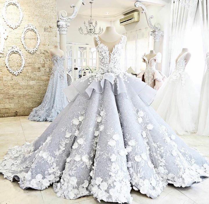Gown by Mak Tumang (Pampanga/Manila, PH)