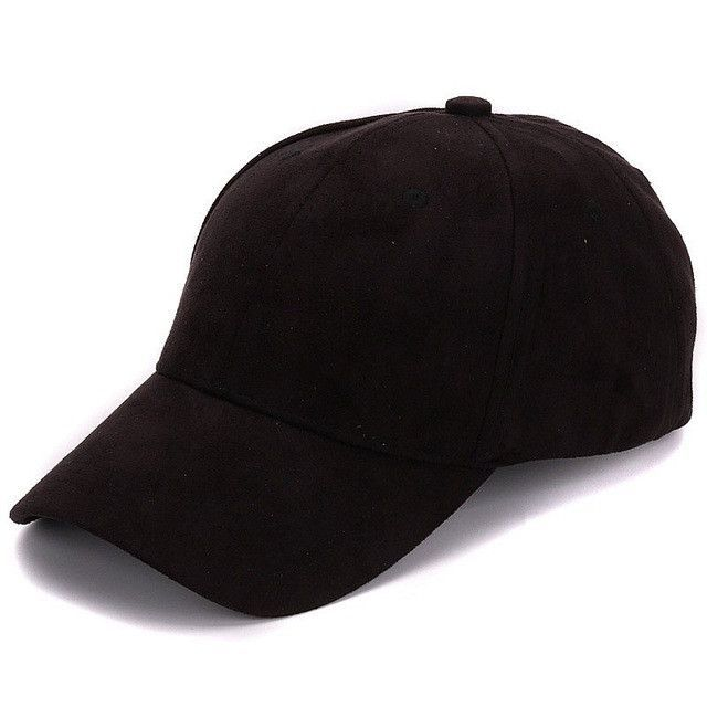 Plain Suede baseball caps with no embroidered casual dad hat strap back  outdoor blank sport cap d52a00fb4a15