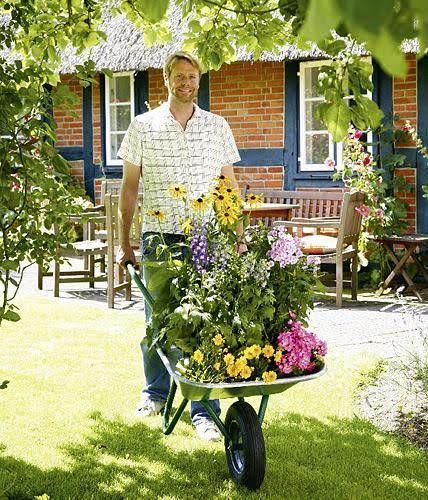 Gartengestaltung - Ideen und Planung - garten selbst gestalten tipps