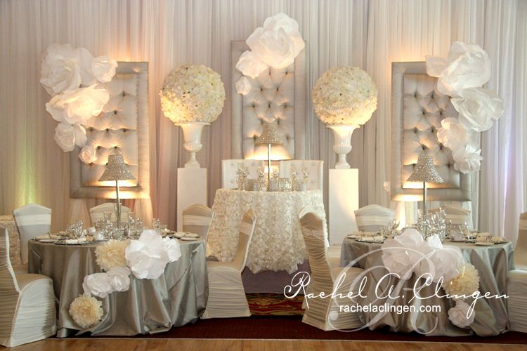 Wedding Designs Ideas 30 unique and breathtaking wedding backdrop ideas Wedding Design Ideas 17 Images About Wedding Head Table Decorations On Pinterest