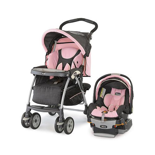 Chicco Cortina Travel System Stroller Bella Baby Girl Car Seats Baby Strollers Chicco Keyfit 30