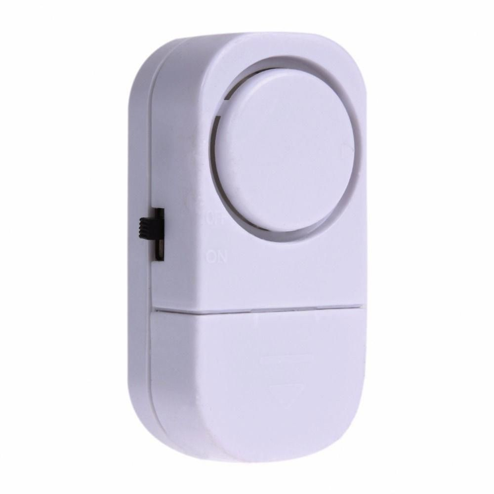 Wireless Door Window Entry Burglar Alarm Safety Security Guardian Protector Door Window Sensor Alarm For Family Burglar Home Protection