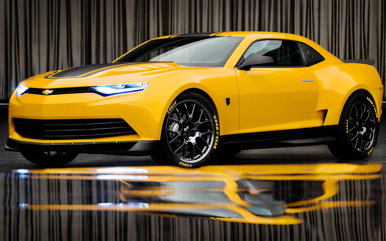 2014 Bumblebee Transformers Camaro Concept [2880x1800