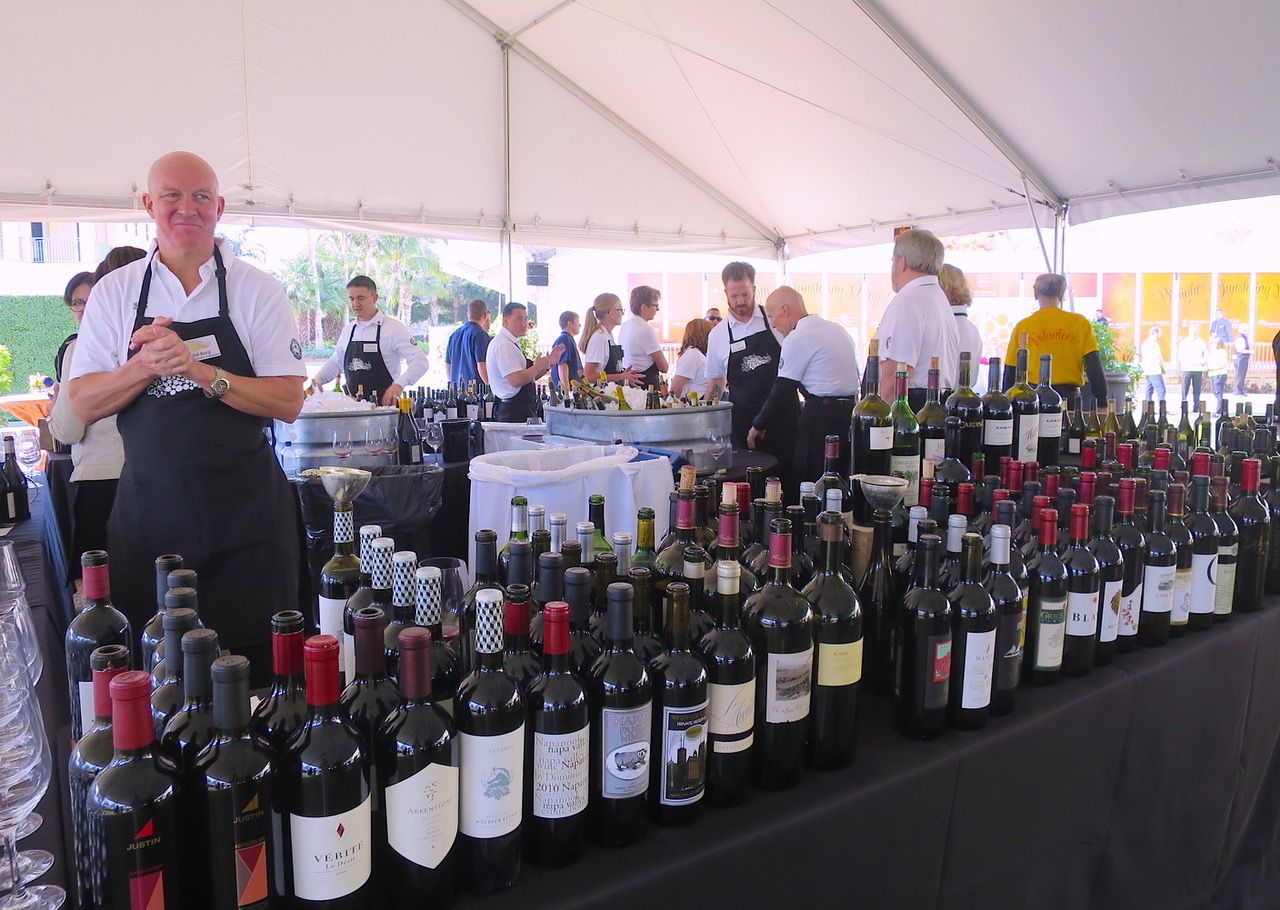 Naples Winter Wine Festival – Living Large and Giving ...