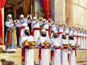 Levite Priests Biblical Hebrew Bible Pictures Biblical Art