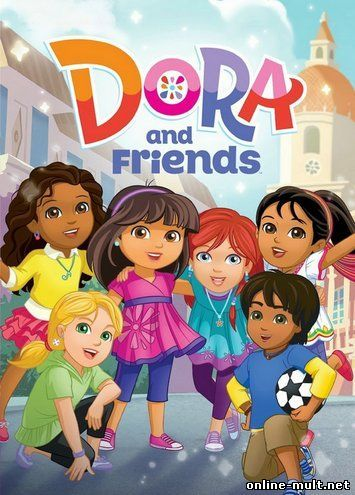 Dasha I Druzya Priklyucheniya V Gorode Smotret Onlajn Dora And Friends Dora The Explorer Dora