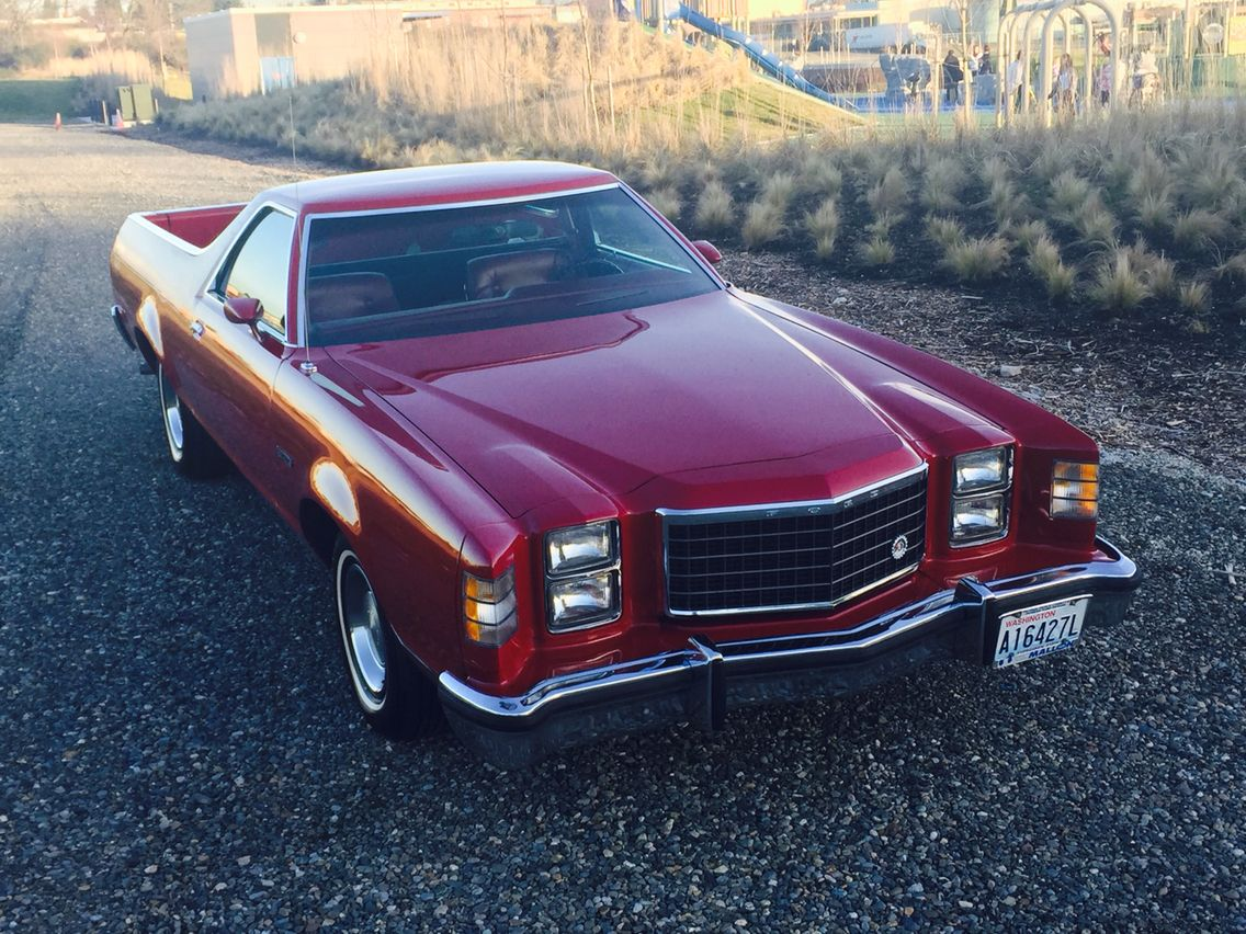 small resolution of 1977 ford ranchero gt with 26k miles all original including paint interior and the 351 this is a nice 2 car 8999 00