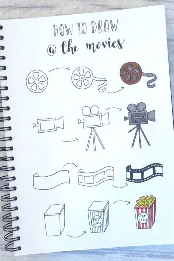 Dessin   Bullet journal doodles, Bullet journal art, Bullet journal ideas pages