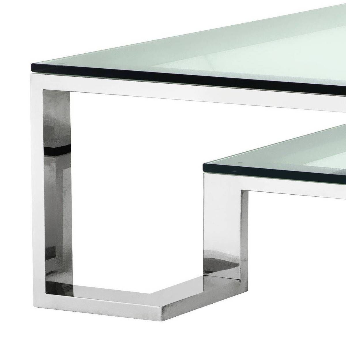 Two Level Coffee Table Eichholtz Huntington In 2021 Gold Coffee Table Home Coffee Tables Square Glass Coffee Table [ 1200 x 1200 Pixel ]
