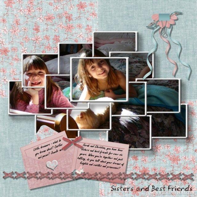 Image Detail For Sample Scrapbook Pages Scrapbook Max Digital