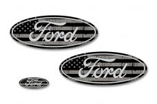 FORD F150  SIDEAND TAILGATE EMBLEM OVERLAY DECALS 2015 2016 2017 2018 STICKERS