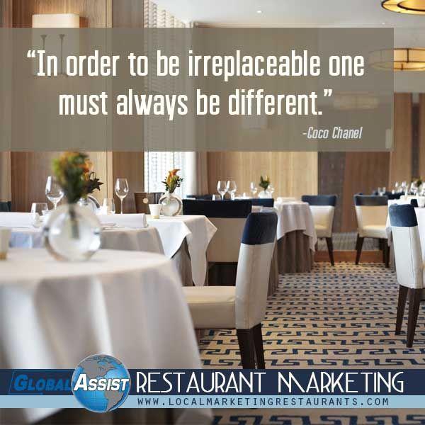 Restaurant Marketing Inspirationalfood Quotes Pinterest