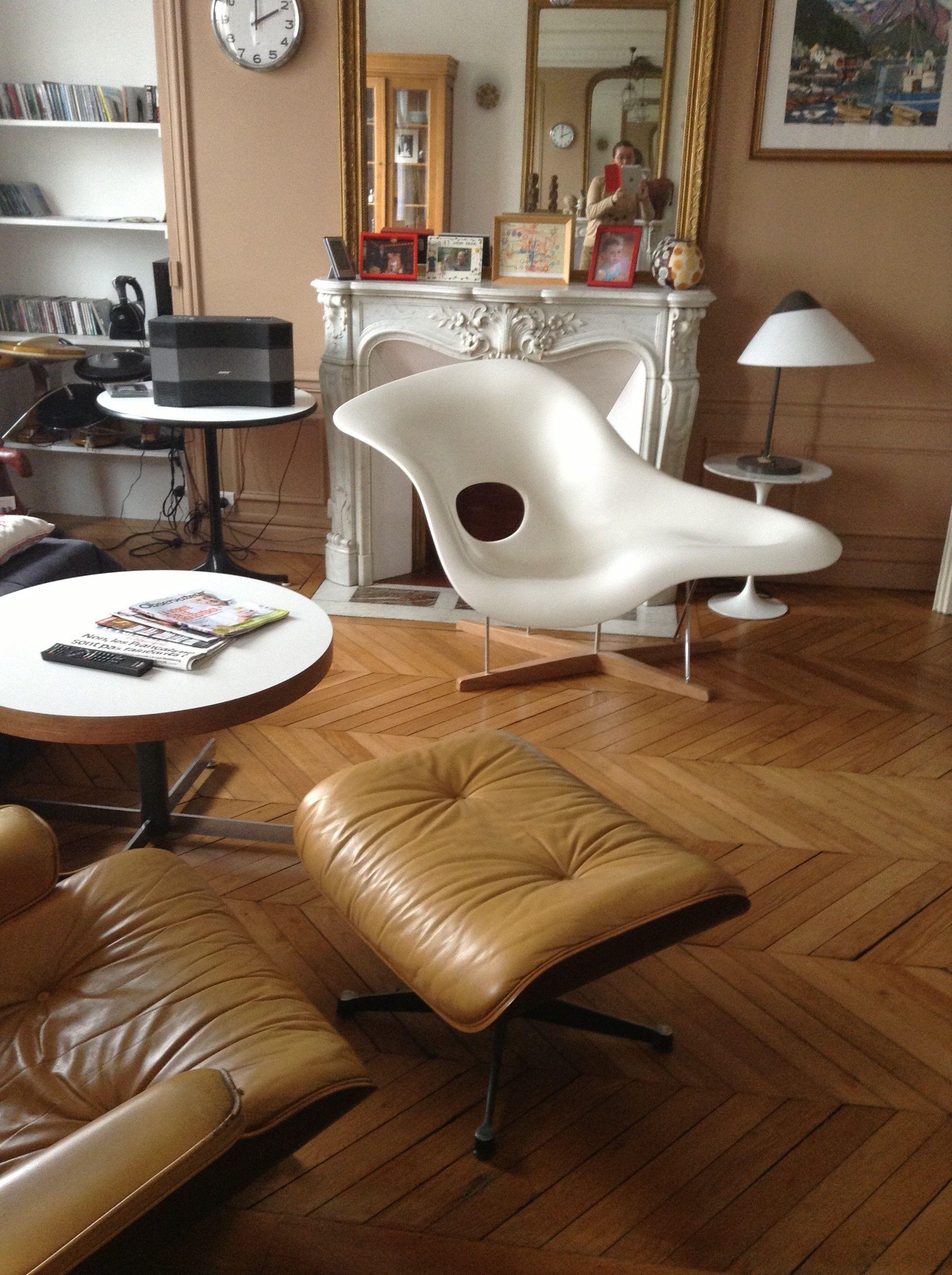 La chaise Eames Edition Vitra en 2020 Chaises eames