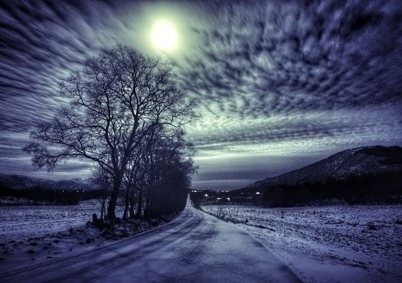 Driving home for Christmas by Kim  Rormark on 500px