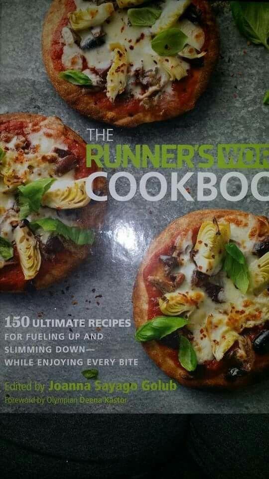 The Runners Workout Cookbook Cook Books Pinterest