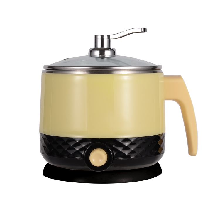 China Manufacture Price Stainless Steel Cooker Pot Electric Noodle Kettle View Mini Stainless Steel Electric Travel Noodle Kettle Yonsa Product Details From Z Electric Kettle Kettle Steel Cooker