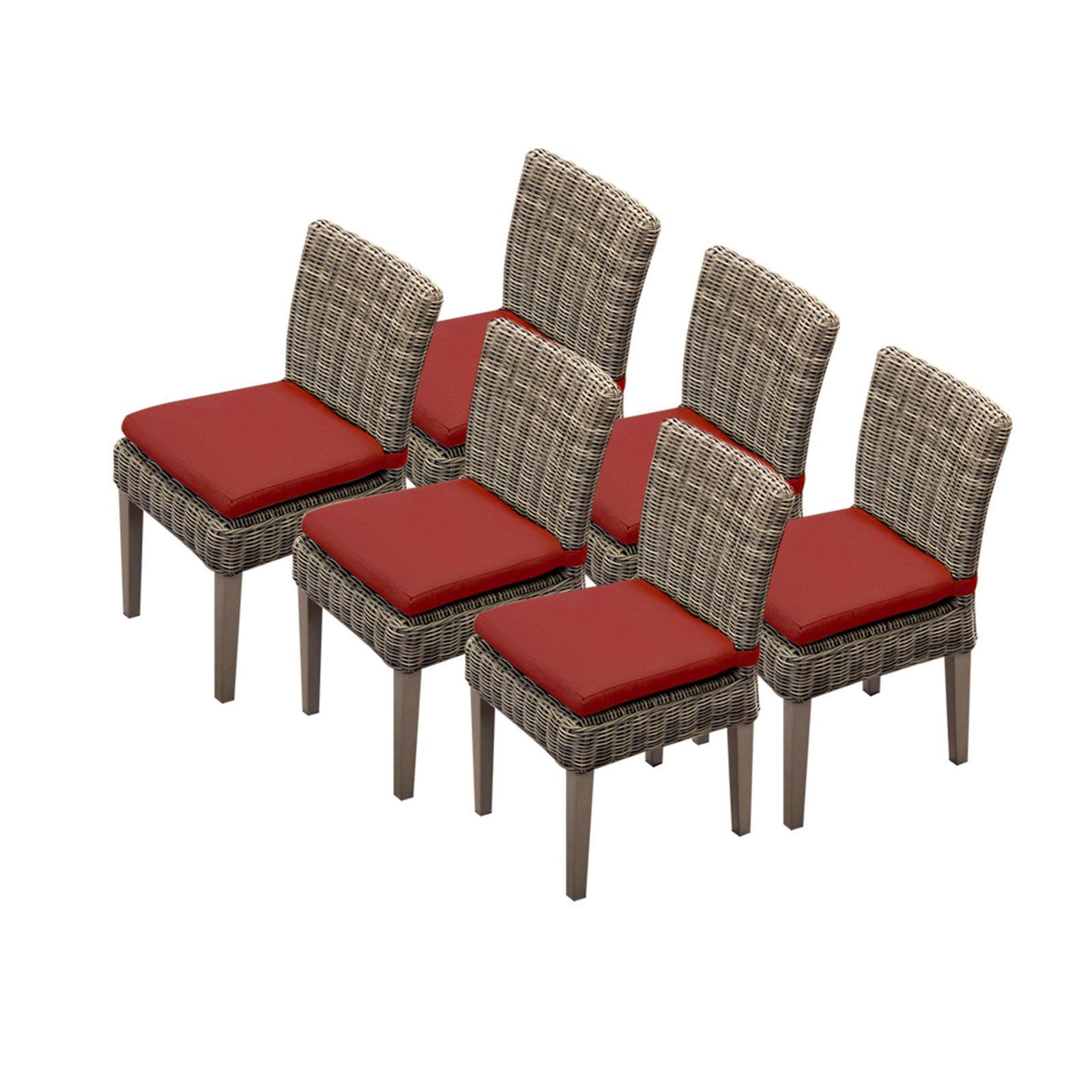Kuhns dining side chair with cushion products pinterest side