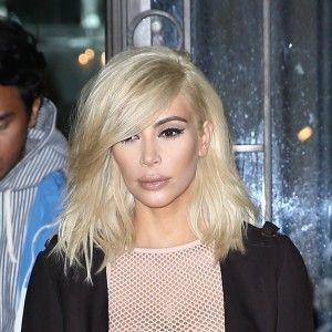 Kim Kardashian no lava su pelo a diario