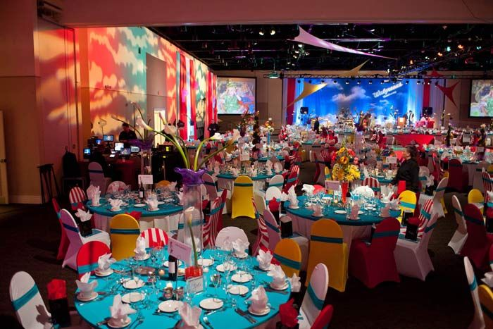 Ronald Mcdonald House Charities Of Tampa Bay S Storybook Ball Ronald Mcdonald House Charities Gala Ideas Party Decorations