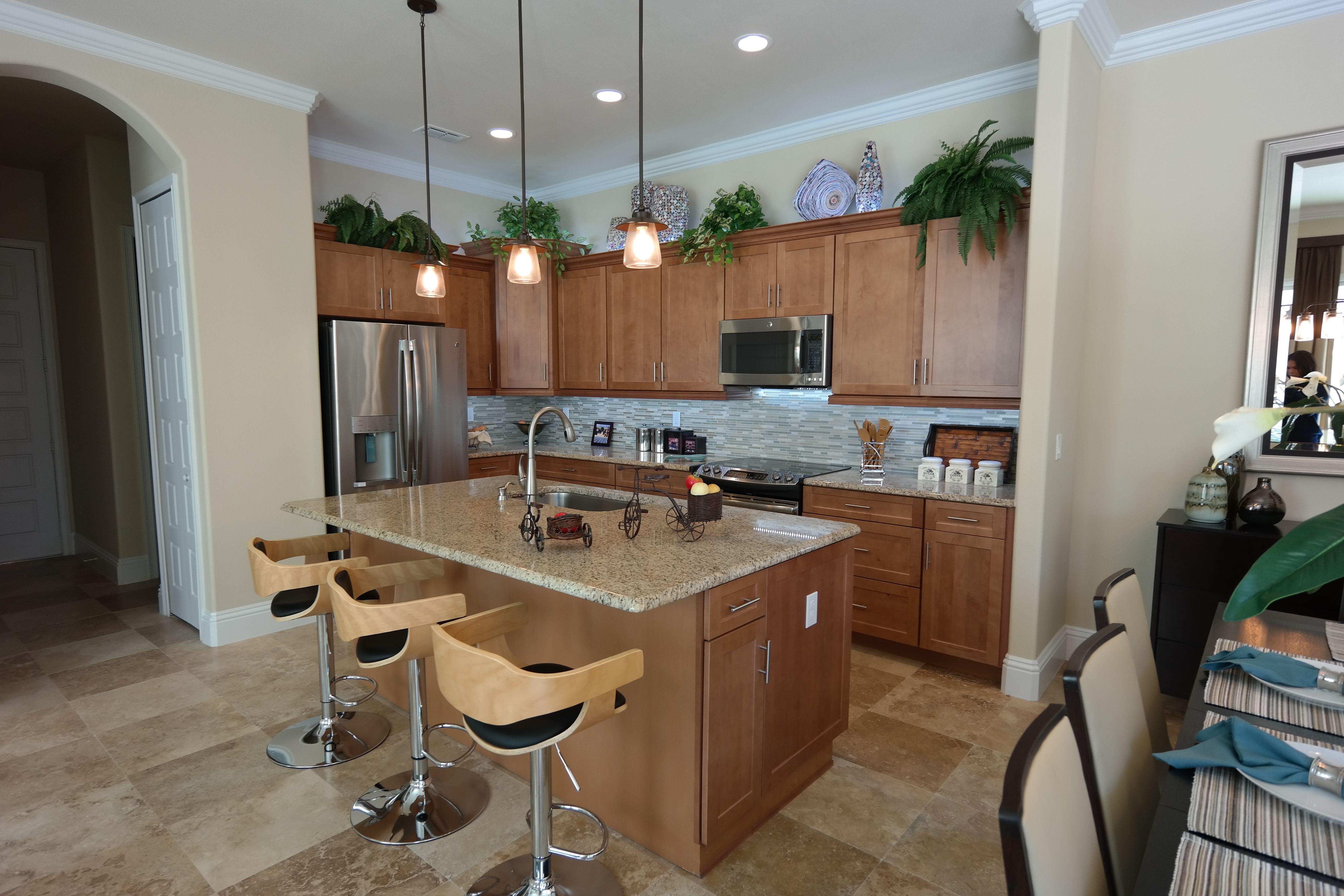 Skobel Homes In Gainesville Fl Home New Homes Kitchen