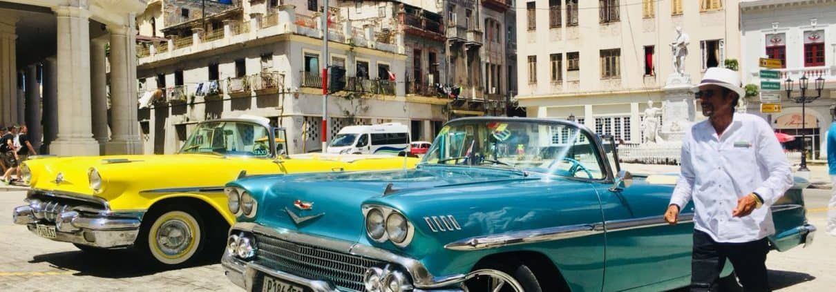 You will drive around Havana and see all of the major destinations. This is a very private experience only limited to two people per day. #vintagecar #cubaexperiences #musictours #cubatravel #havanatravel #havanacar #cubatours #beautifuldestinations