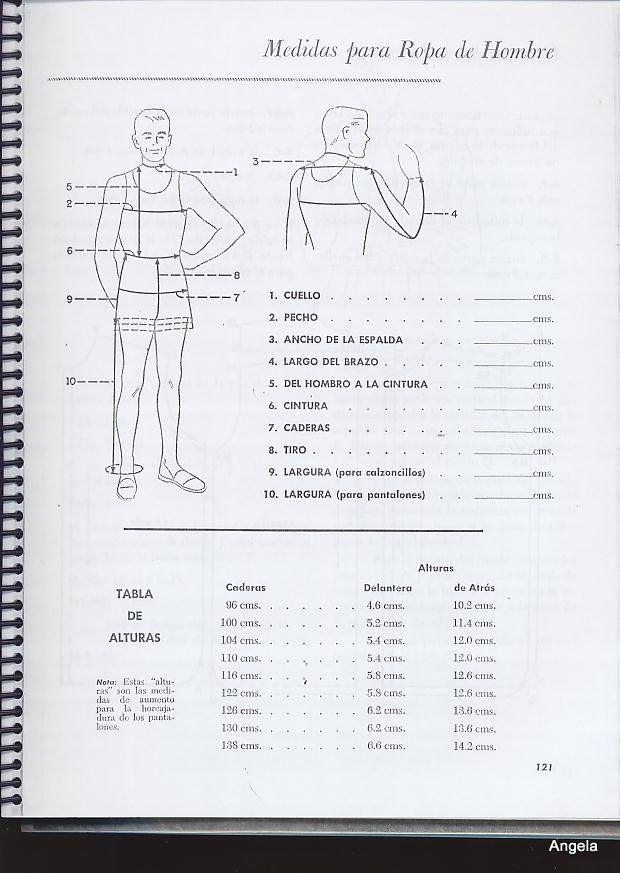Álbumes web de Picasa   curso corte y confeccion   Costura, Patrones ...