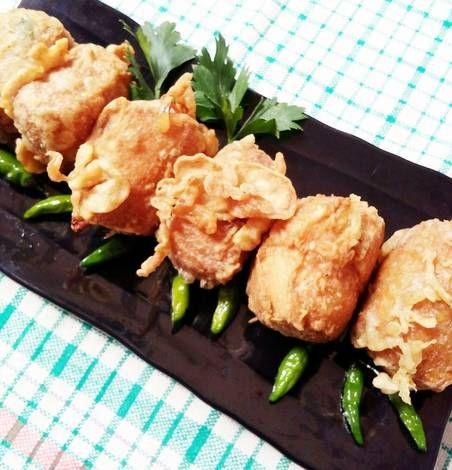 Resep Tahu Isi Crispy Oleh Indah Triwiartuti Resep Resep Tahu Makanan Dan Minuman Resep