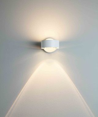 Puk Wall Led Linse Glas Top Light Prediger Lampen Led