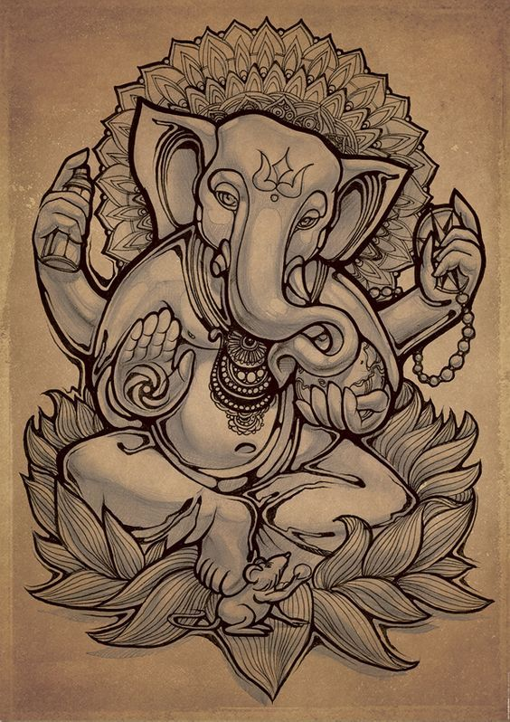Pin by Ganesha, The Obstacle Remover on Ganesha