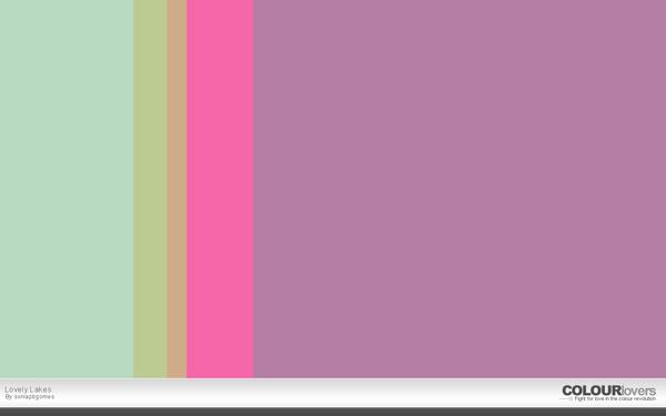 20 bảng phối màu thiết kế đáng giá trong tháng 9 của năm 2015 - POLYART - Traning Art Design