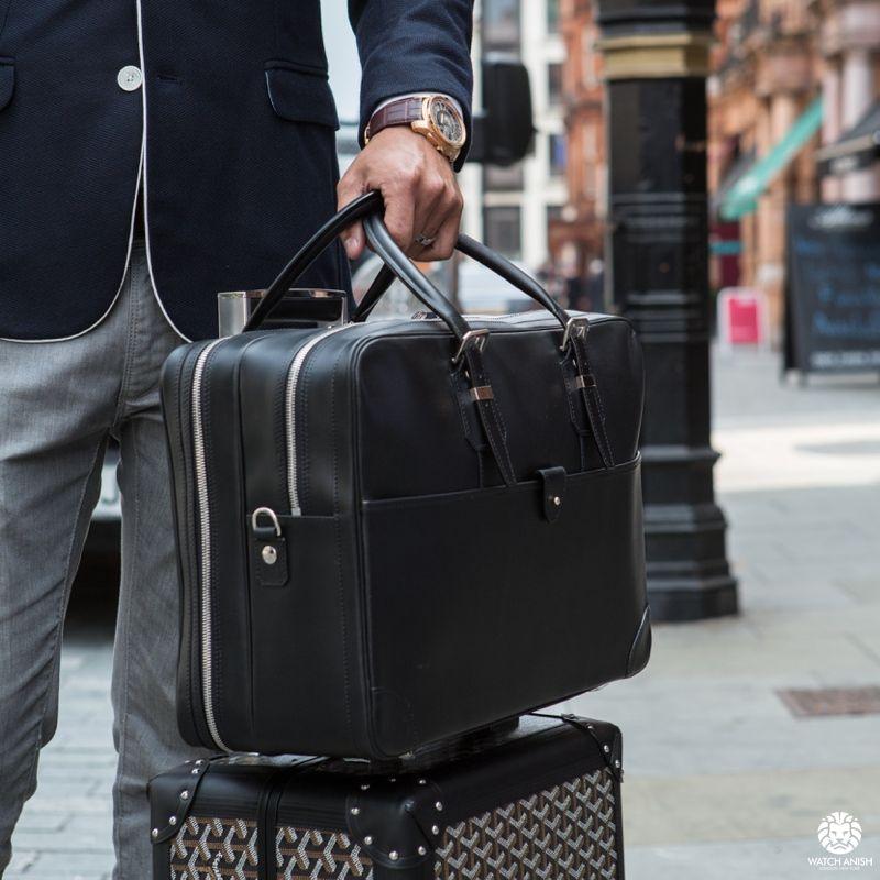 0d9d0c4dd1f3 Goyard Ambassade 24h and Trolley Bourget | Must Have Bags | Goyard ...