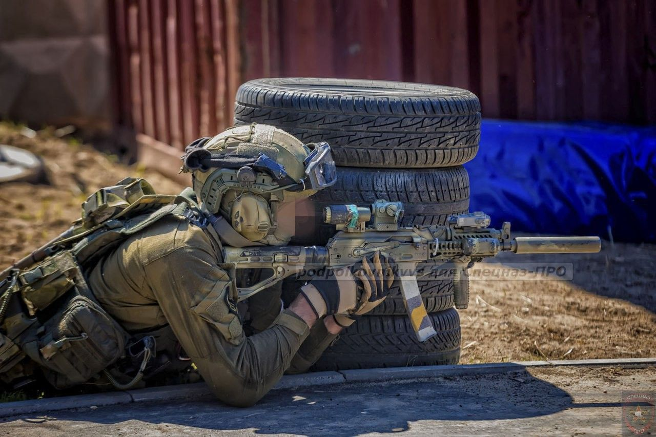 Pin by Zach on Rus SPEC in 2020 Tac gear, Military, Guns