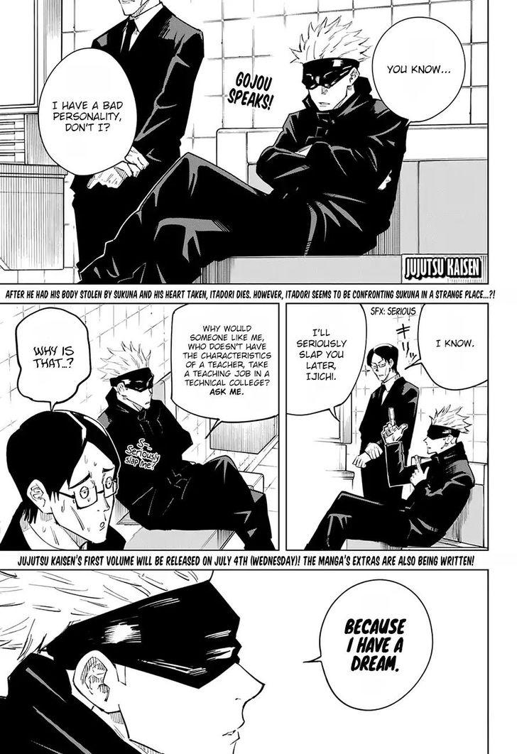Jujutsu Kaisen Chapter 11 Jujutsu Kaisen Manga Online In High Quality Jujutsu Manga Manga Pages