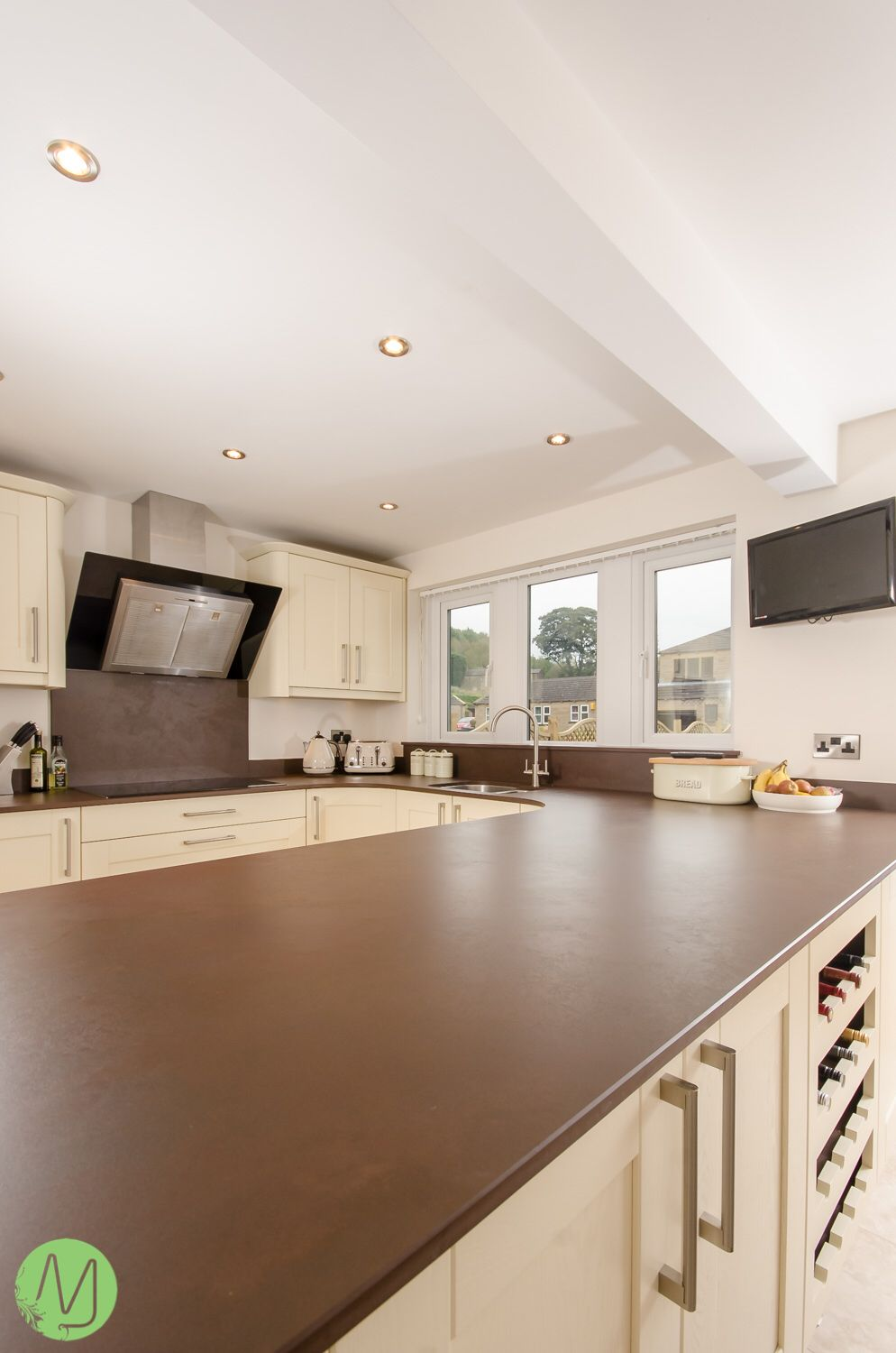 Our kitchen of the week is this gorgeous shaker style kitchen with ...
