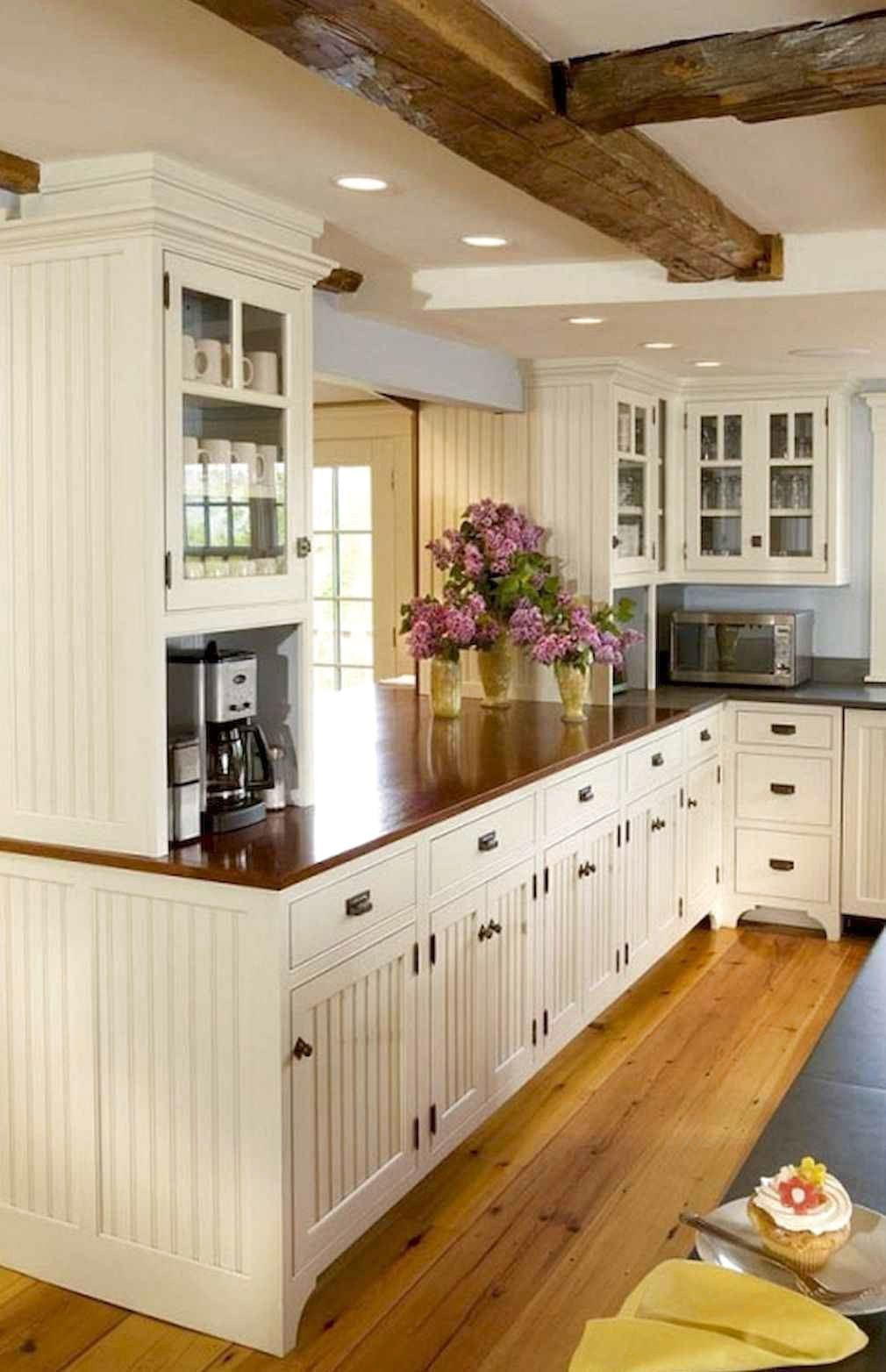 88 Amazing Farmhouse Kitchen Cabinet Design Ideas - Country cottage kitchen, Traditional white kitchen cabinets, White kitchen traditional, Farmhouse style kitchen, Kitchen cabinet design, Kitchen design - Kitchen cabinets are the initial subject that people want to notice about your kitchen when they go into the rubric, and you want to justify that you have the right cupboard to look good and functional all  If you want… Continue Reading →