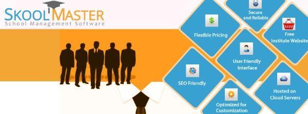 Skool Master S Online School Management System Software Provides You
