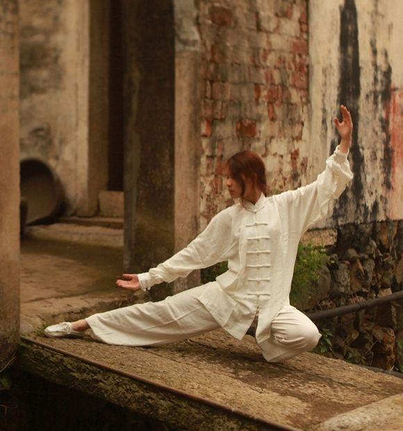 Zen /Tai-Chi clothing (unisex, spring/autumn)