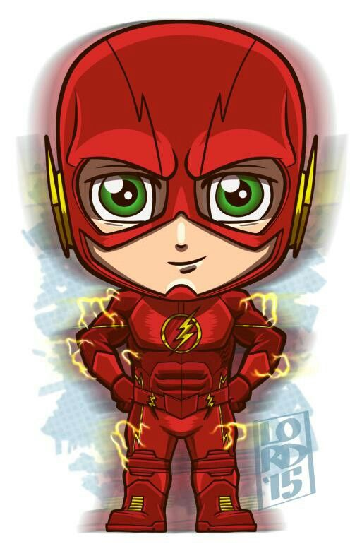 The Flash Barry Allen by Lord Mesa-art
