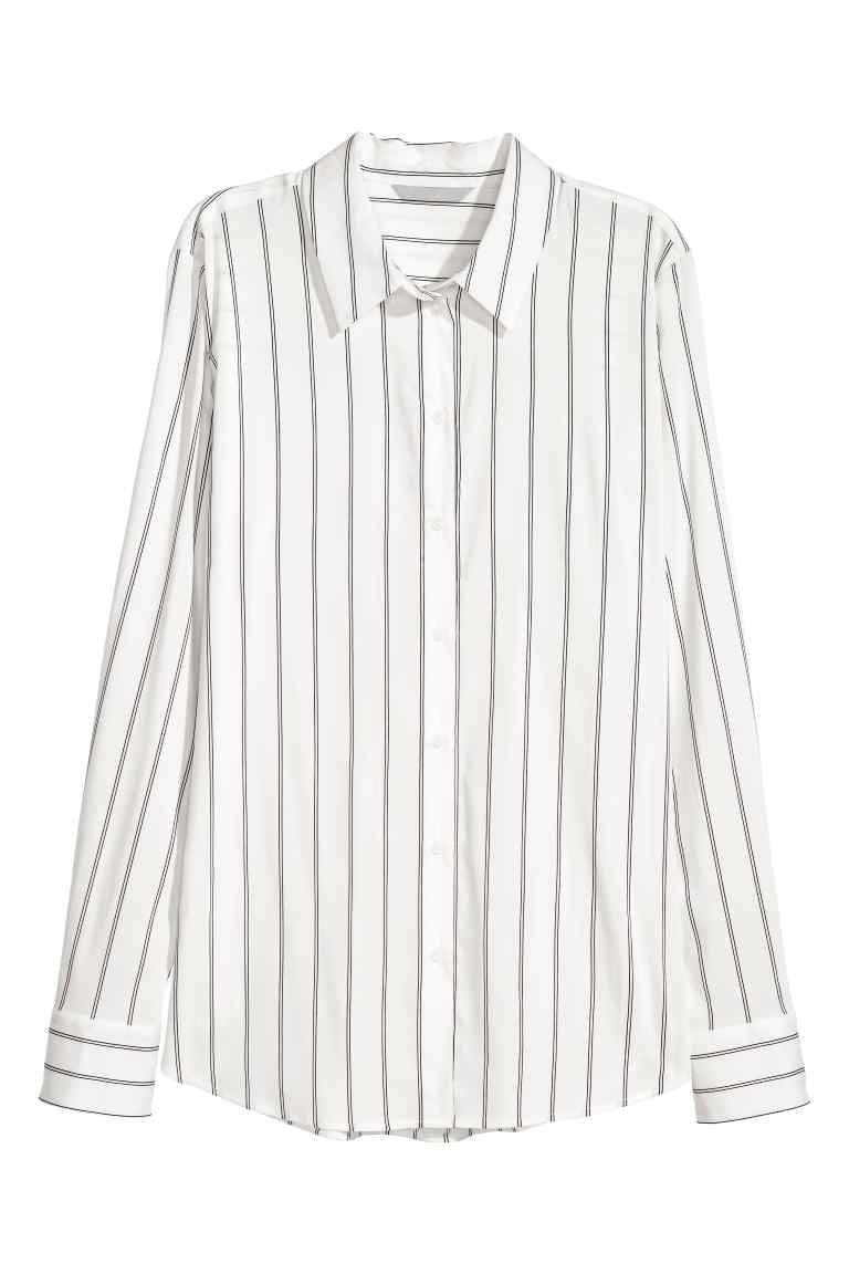 ab077a50516a5 Chemise à manches longues | Get in my closet | Long sleeve shirts ...
