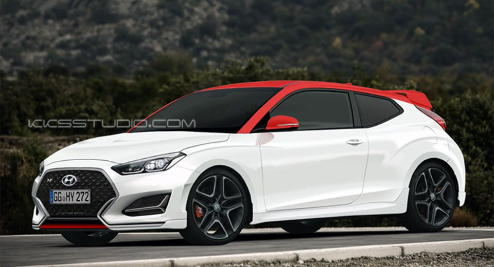 hyundai s upcoming veloster n might look very nice indeed cars rh pinterest com