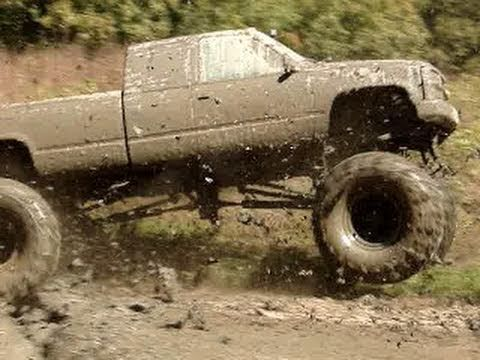 For The Love Of The Mud With Images Jacked Up Trucks
