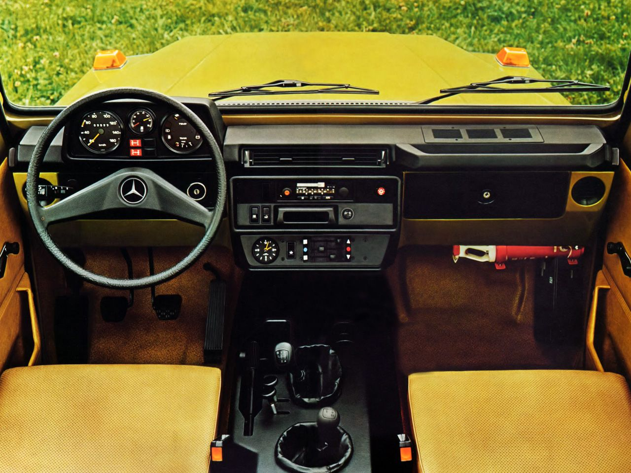 Mercedes benz 280 ge swb w460 1979 01 1990 pictures to pin - 1979 Mercedes Benz 230 G Cabrio