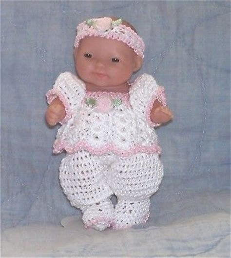 Free Crochet Patterns For Bitty Baby Doll Clothes Itty Bitty Baby