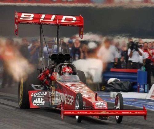 Sofa King Fast Racing: Kenny Bernstein Budweiser TF/D
