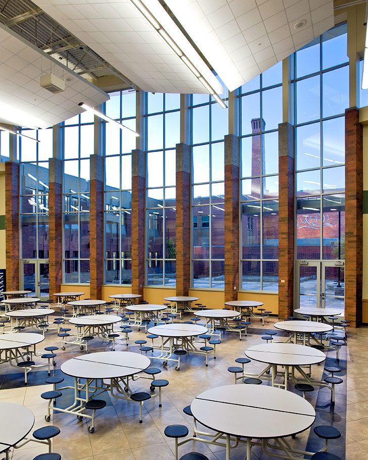 Exceptionnel Rogers High School, Spokane Public Schools   Spokane, Washington    NAC Architecture: Architects In Seattle U0026 Spokane, Washington, Los Angeles,  California