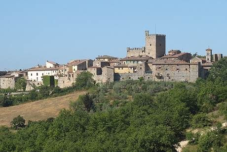 Visiting ChiantiCastellina in Chianti is one of the main