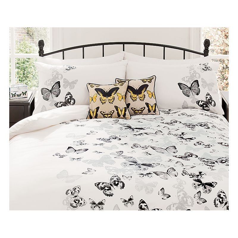 Erfly Duvet Set Double Covers Asda Direct