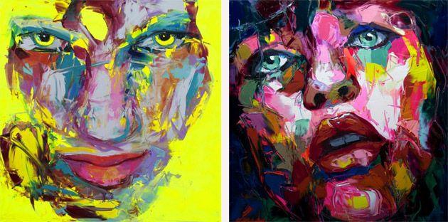 Kunstdrucke Moderne Kunst francoise nielly malerei moderne kunst kaufen kunstdrucke